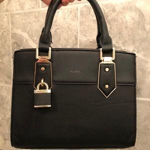Aldo black bag